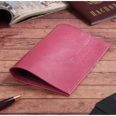 """Обложка для паспорта """"Розовое настроение"""""""