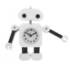 """Часы-будильник """"Робот"""" с держателями"""